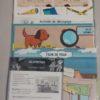 Pochette d'affiches – détective