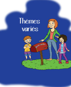 TROUSSES - Thèmes variés